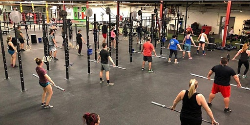 Michael Cohen Olympic Weightlifting Seminar