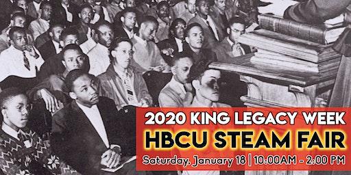 2020 King Legacy HBCU STEAM Fair