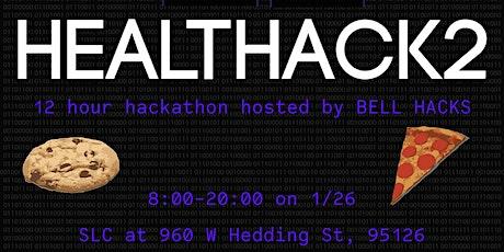 HealthHack2 tickets