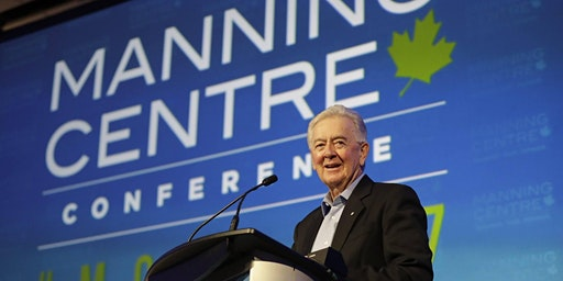 A Reception with Preston Manning hosted by John Williamson, MP