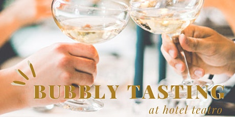 Bubbly Tasting with The Nickel: DATE CHANGED tickets
