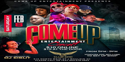 Comeup Entertainment Concert