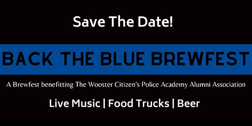 Back the Blue Brewfest