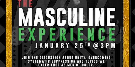 The Masculine Experience tickets