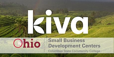 Lifting One to Lift Many - Kiva Capital and Community Funding Dreams tickets