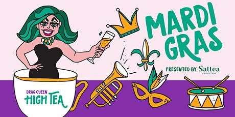 Mardi Gras Drag Queen High Tea tickets
