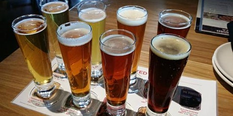 Beer Tasting at BJ's Restaurant & Brewery tickets