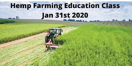 Hemp Farming Education Class