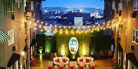 Music & Cocktail event at a West Hollywood Landmark on Sunset Blvd ~FREE tickets