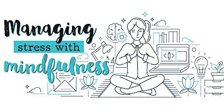 Mindfulness & Managing Stress (Darwin) tickets