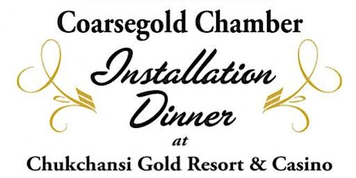 Coarsegold Chamber of Commerce Installation Dinner 2020