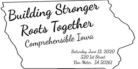 Comprehensible Iowa 2020 Conference tickets