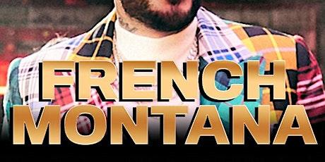 FRENCH MONTANA LIVE - #1 HIP-HOP CLUB - DRAIS NIGHTCLUB  - Vegas VIP 2/22 tickets