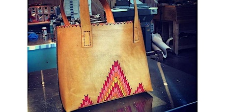 Make A Leather Purse Or Messenger Bag (05-16-2020 starts at 10:00 AM) tickets