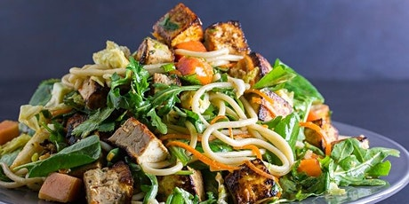 Vegan Salads with Substance tickets