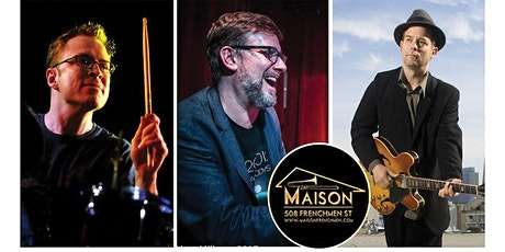 Boom Boom Room Presents STANTON MOORE TRIO feat. Stanton Moore, Robert Walter & Will Bernard + Dj Doug Funnie tickets