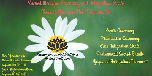 Sacred Medicine Ceremony and Integration Circle