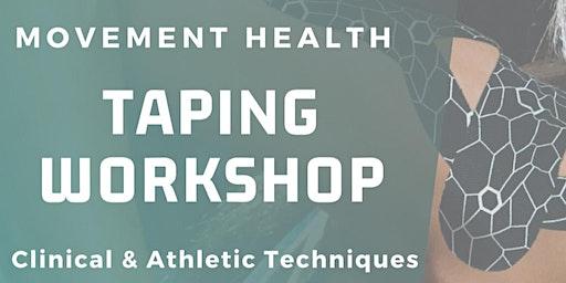 Taping Workshop