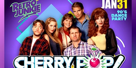 Cherry Pop! 90s Dance Party w/ Salvage Title + DJ Konstantina Gianni  tickets