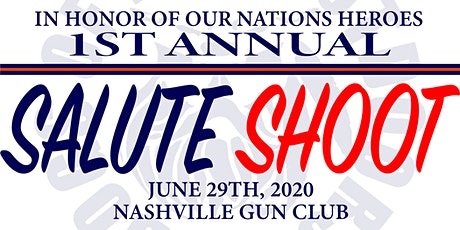 Dogs of War Outdoors 1st Annual Salute Shoot tickets