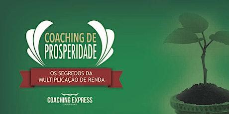 COACHING DE PROSPERIDADE - São Bento do Sul ABRIL 2020 (CECB) ingressos