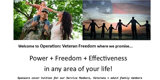 Operation Veteran Freedom Workshop