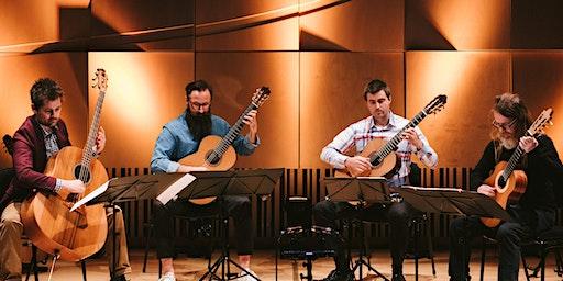 "Melbourne Guitar Quartet present ""Modern Masters"""