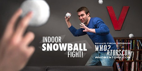 Singles Indoor Snowball Fight tickets