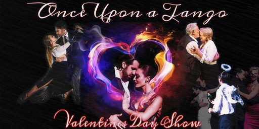 Once Upon a Tango Valentines Day Show