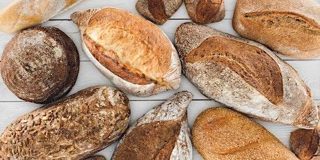 Atelier - Les bases du pain au levain billets