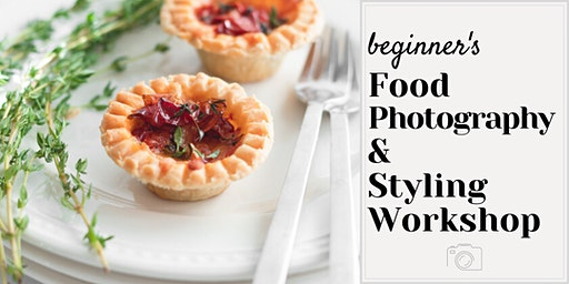 Food Photography Workshop for Beginners