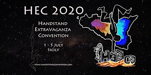 Handstand Extravaganza Convention 2020