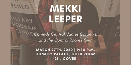 If You Don't Come We'll Cry Presents: Mekki Leeper tickets