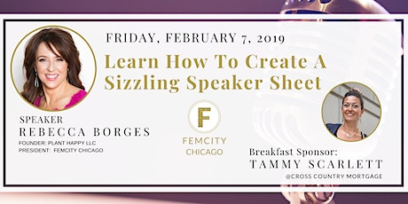 Learn How To Create Your Sizzling Speaker Sheet tickets