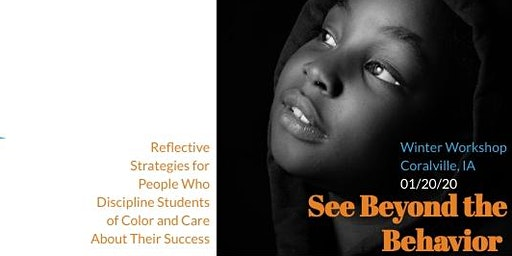 See Beyond Behavior: Retreat for those who Discipline Children of Color