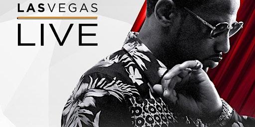 FABOLOUS LIVE - #1 Rooftop Nightclub - Drais Las Vegas - Guest List - 1/19