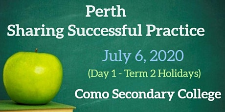 Perth Sharing Successful Practice tickets