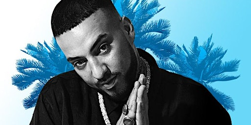 FRENCH MONTANA - #1 Rooftop Nightclub - Drais Las Vegas - Guest List - 2/8
