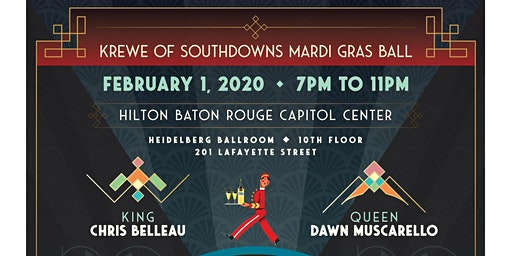 Krewe Of Southdowns Ball 2020
