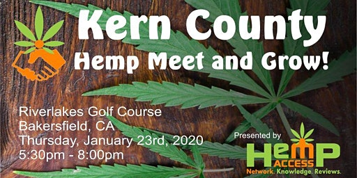 Kern County Hemp Meet and Grow!