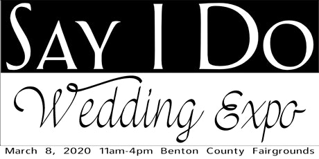 Say I Do Wedding Expo entradas