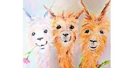 Happy Llamas - Boardwalk Bar tickets
