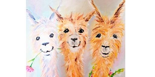 Happy Llamas - Boardwalk Bar
