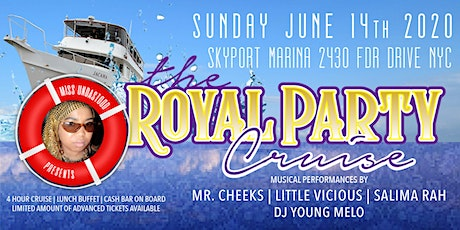 "Miss Undastood  Presents ""The Royal Party & Cruise""  Come Celebrate Wit Me tickets"