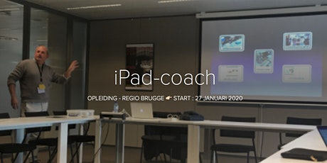Opleiding #iPadcoach2020 tickets
