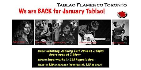 Tablao Flamenco Toronto / January 2020 tickets