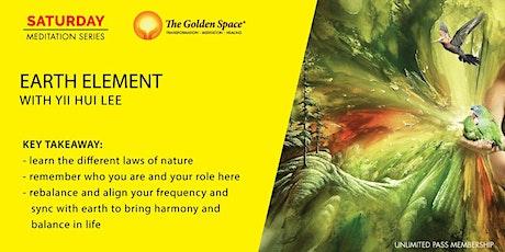 Earth Element Meditation tickets