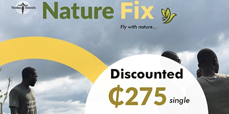 Nature Fix- Kwahu Ranges tickets