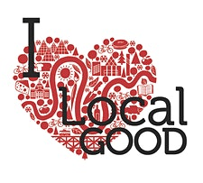 The Local Good logo