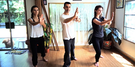 TAI CHI 5 Day Intro in Chiang Mai Thailand tickets